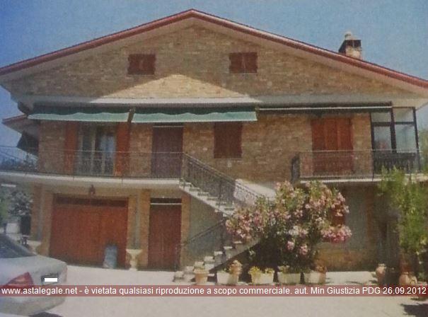 Deruta (PG) Frazione Ripabianca, Strada Esterna Vicinale della Collina n. 5