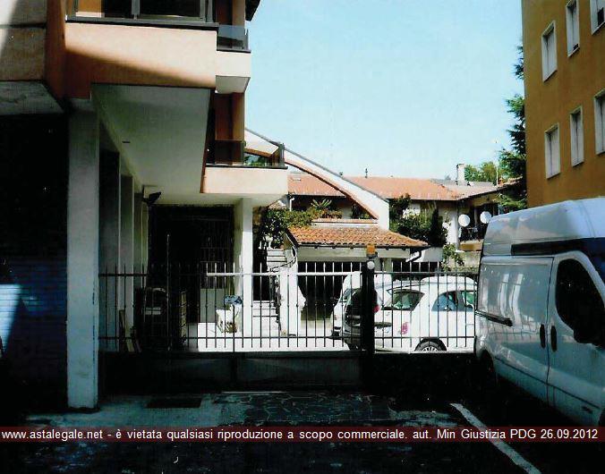 Mozzate (CO) Via Galvaligi