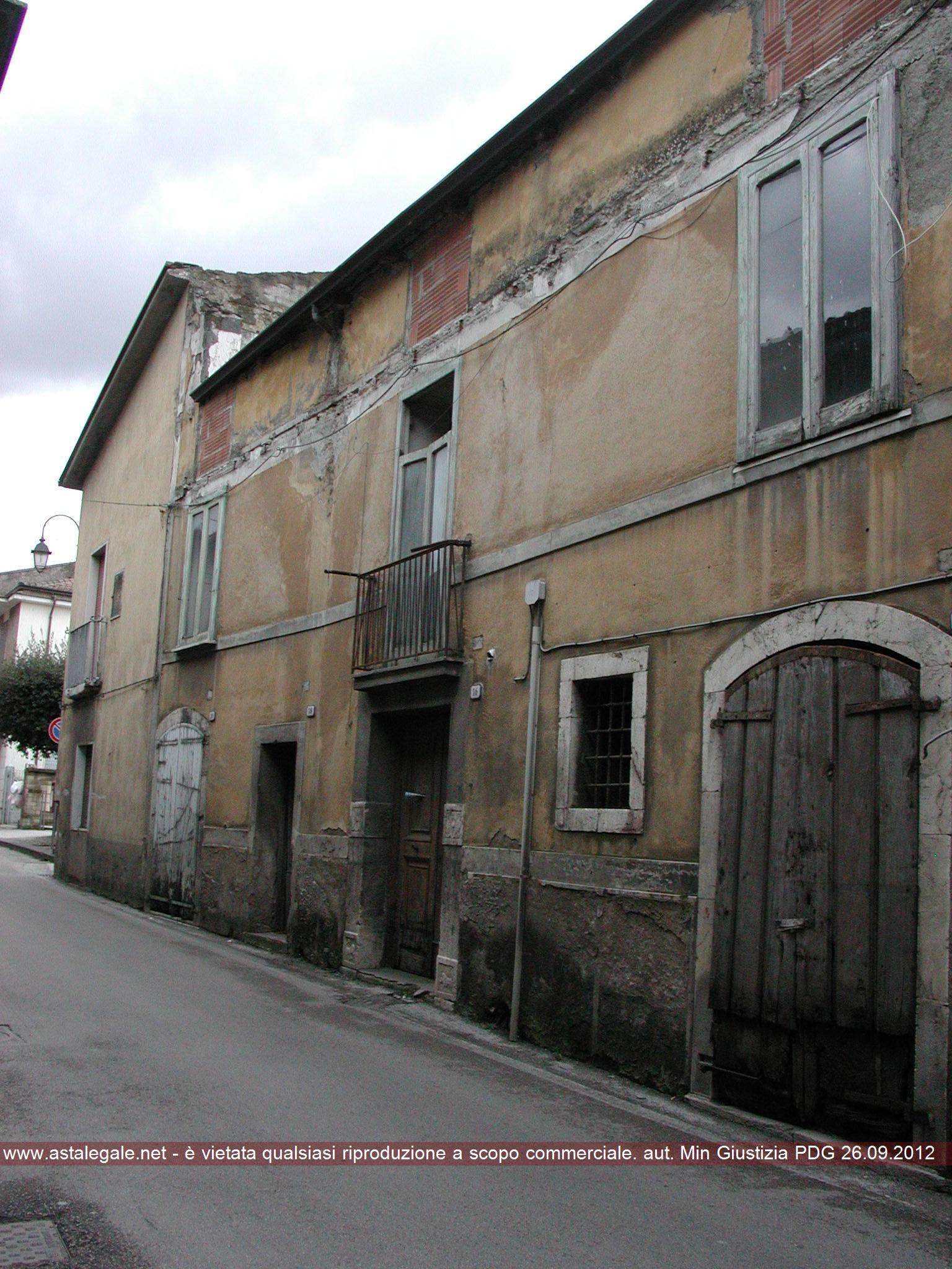 Forino (AV) Via Roma 16