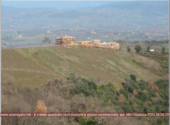 Scansano (GR) Localita' Roggettone snc