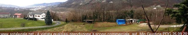 Borgo Val Di Taro (PR) Localita' Frascara