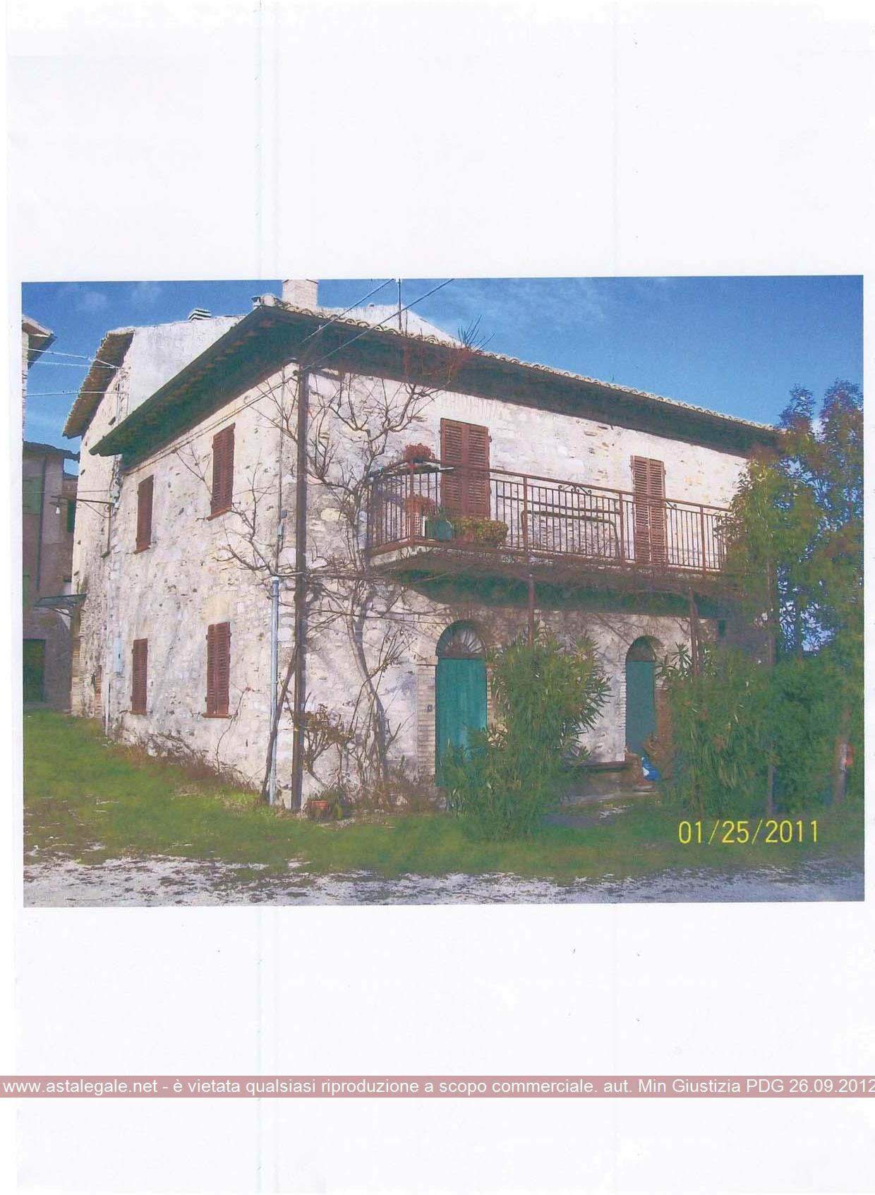 Spoleto (PG) Localita' Balduini snc