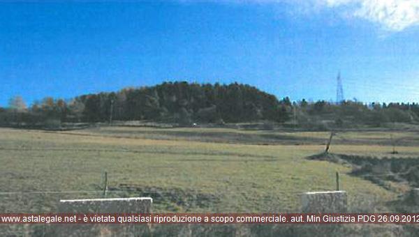 Sant'anna D'alfaedo (VR) Localita' Campan, lungo la Strada Provinciale 33
