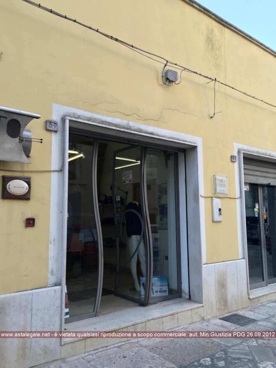 Mesagne (BR) Via Albricci 59