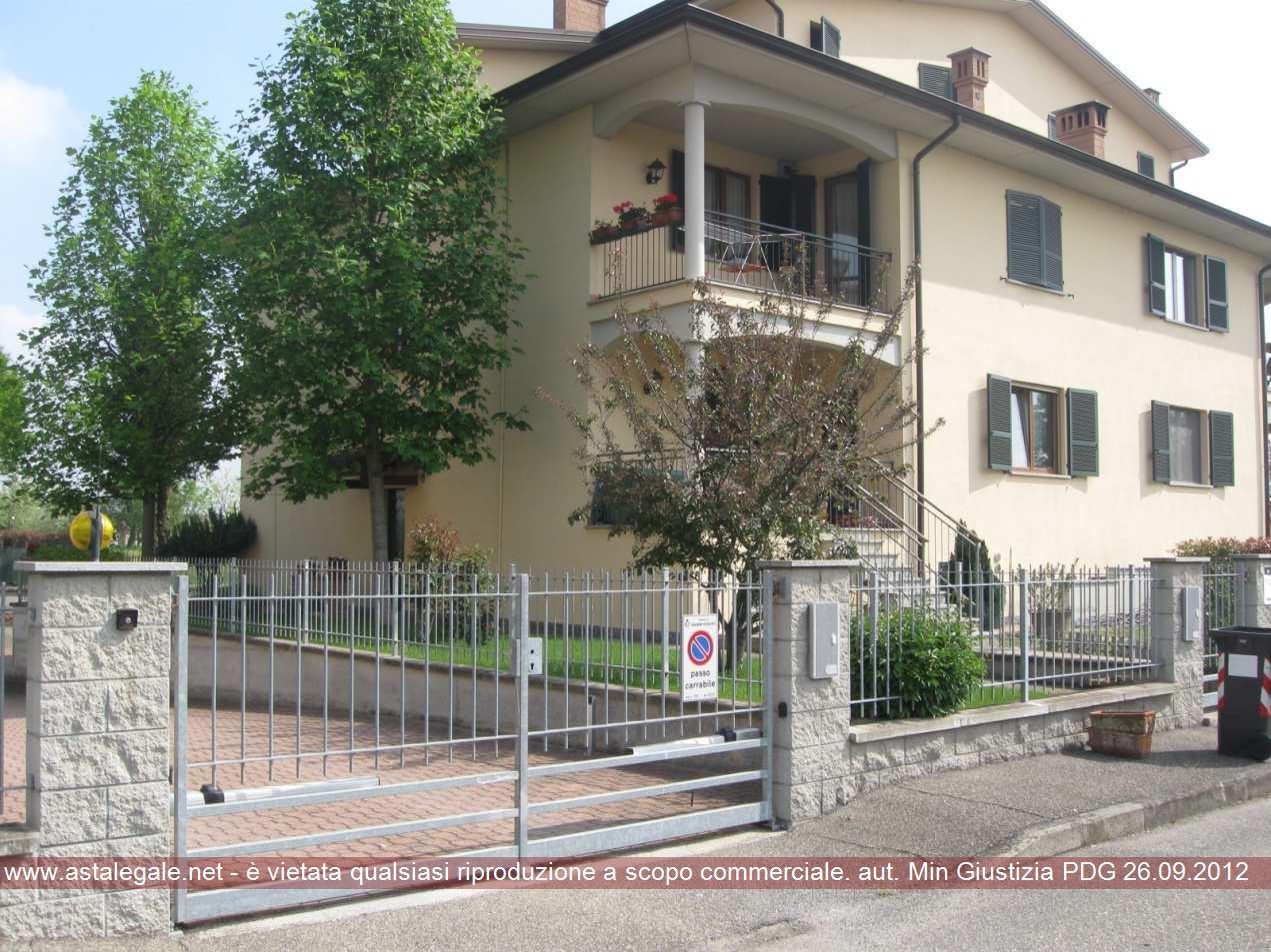 Gragnano Trebbiense (PC) Frazione Casaliggio, via San Giovanni Battista 5