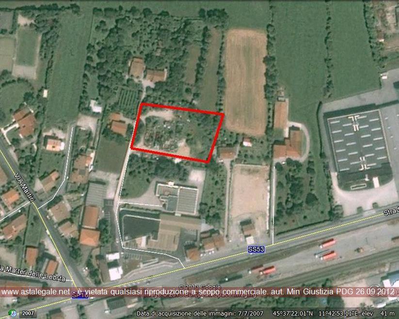Carmignano Di Brenta (PD) SS n. 53 53