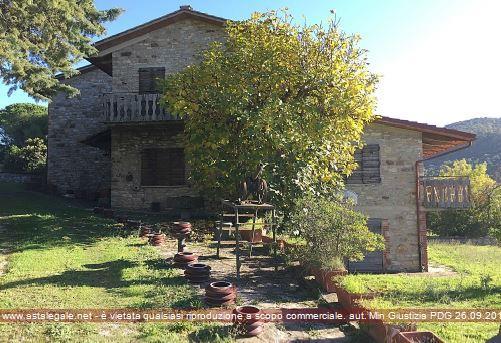 Magione (PG) Localita' Sant'Arcangelo - case sparse snc