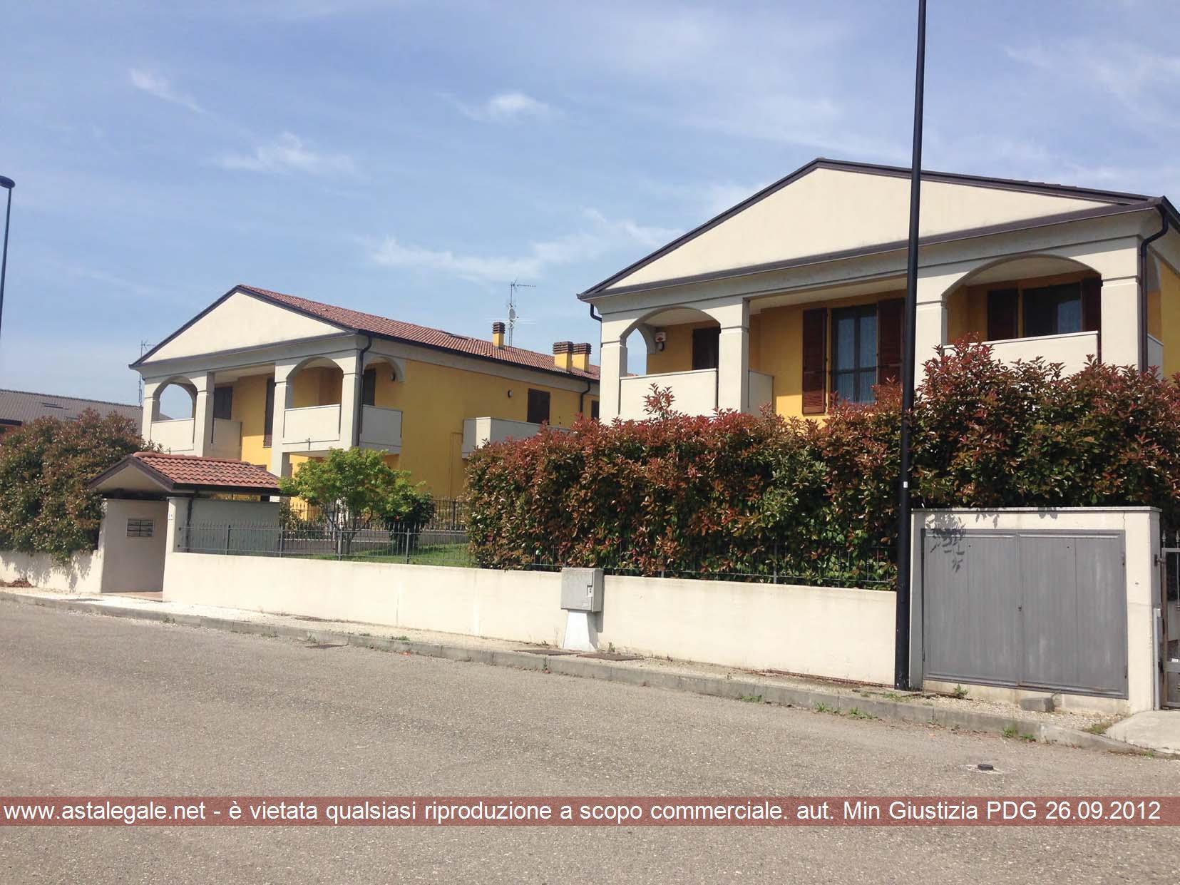 Carpaneto Piacentino (PC) Localita' Campogrande snc