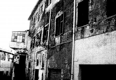 Sanremo (IM) Frazione Poggio - Via Baracca  87