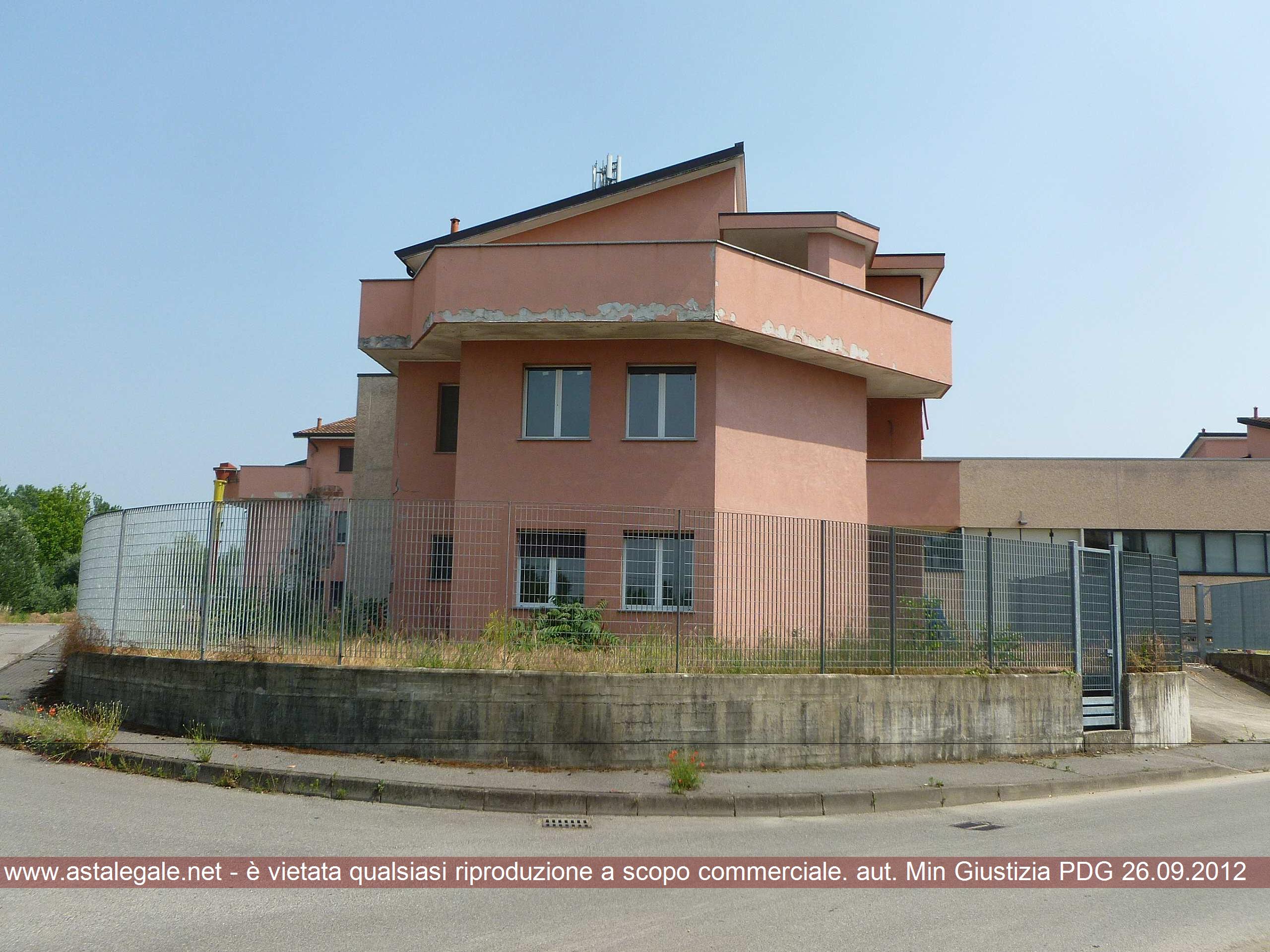 Lodi Vecchio (LO) Via Puglia - Via Strada Vecchia Monzasca