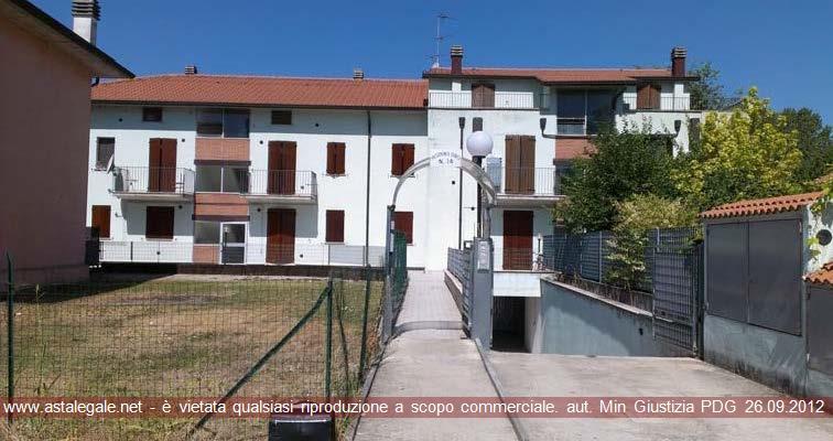 Mantova (MN) Localita' Lunetta, Via Marche CM