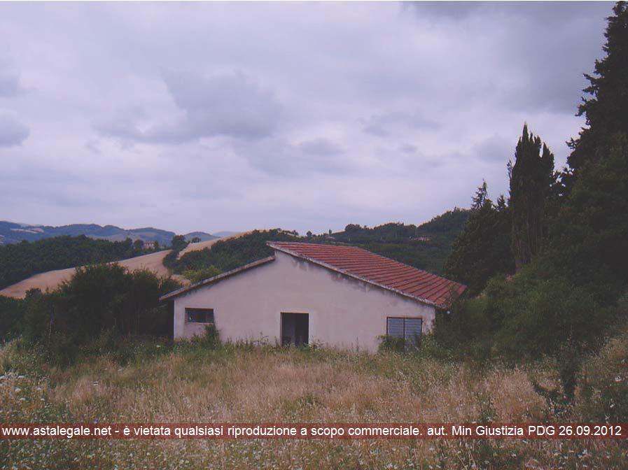 Urbino (PU) Localita' MONTESOFFIO - Vocabolo San Cristoforo