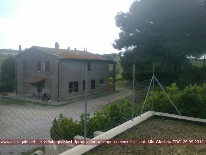 Magliano In Toscana (GR) Localita' Montiano Apparita Piantata 11