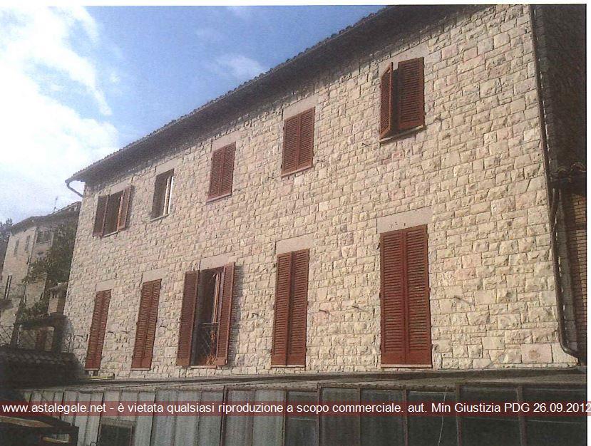 Assisi (PG) Via del Fosso Cupo - Via Aromatari - Via Illuminati