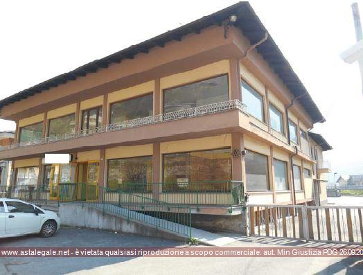 Verres (AO) Via Circonvallazione 159