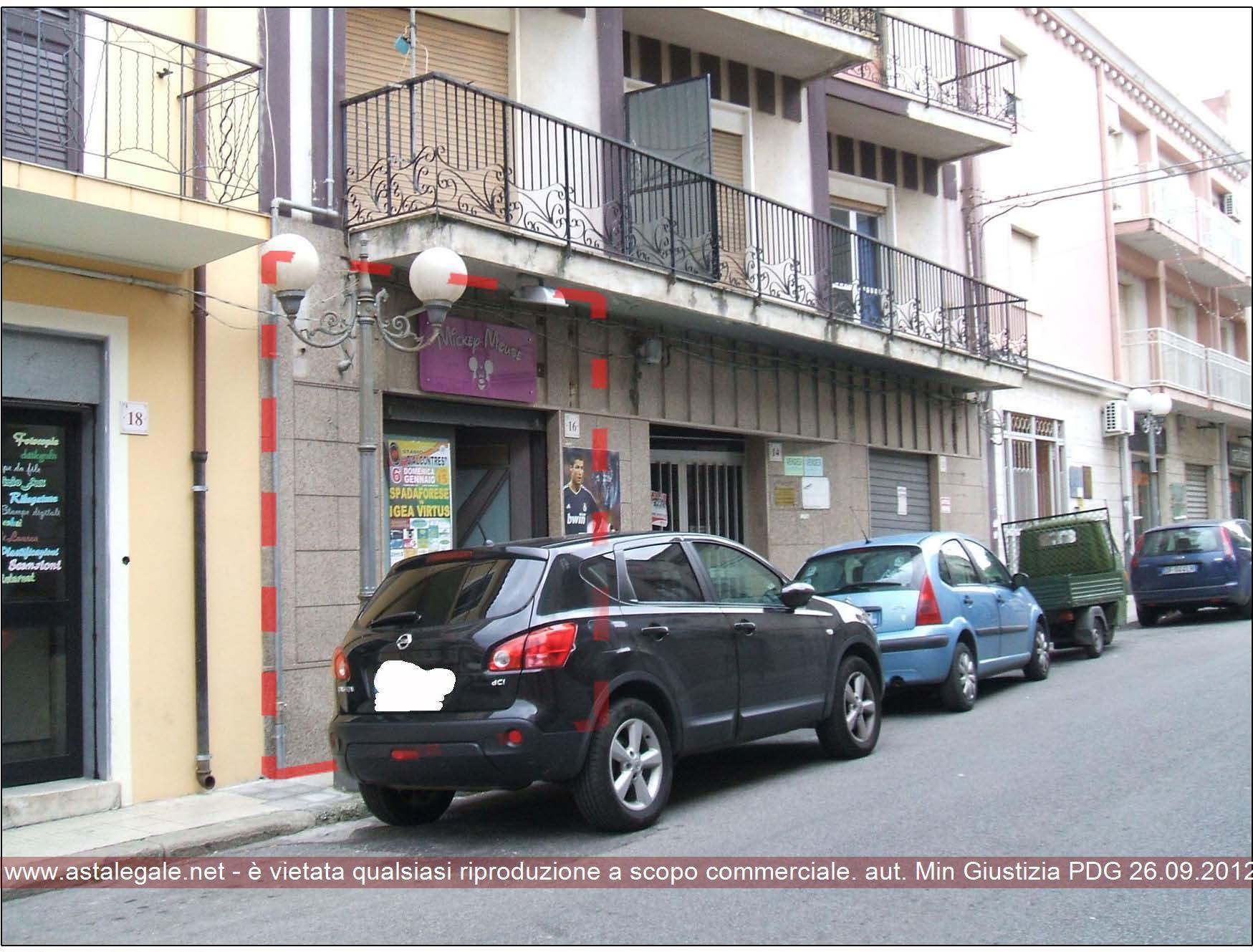 Barcellona Pozzo Di Gotto (ME) Via Mandanici 16