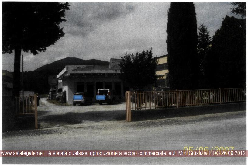Umbertide (PG) Via Portella della Ginestra - Zona Industriale Buzzacchero