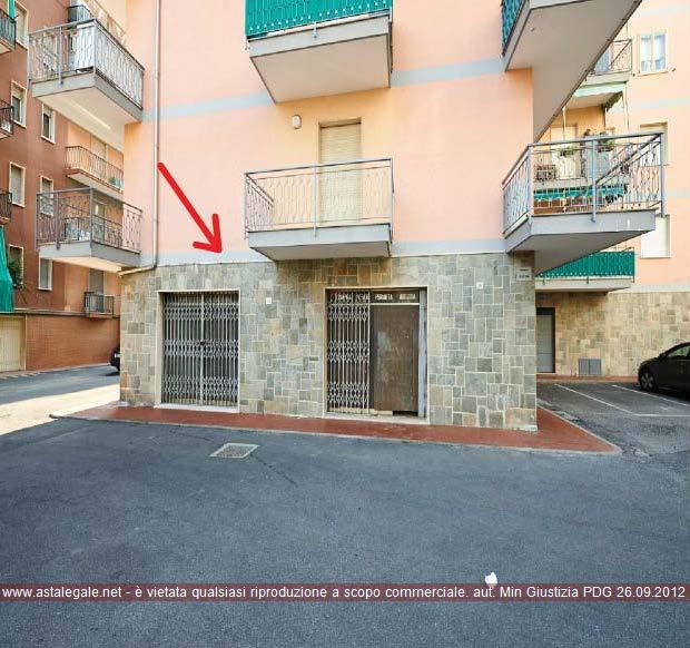 Borghetto Santo Spirito (SV) Via PONTI 36-38