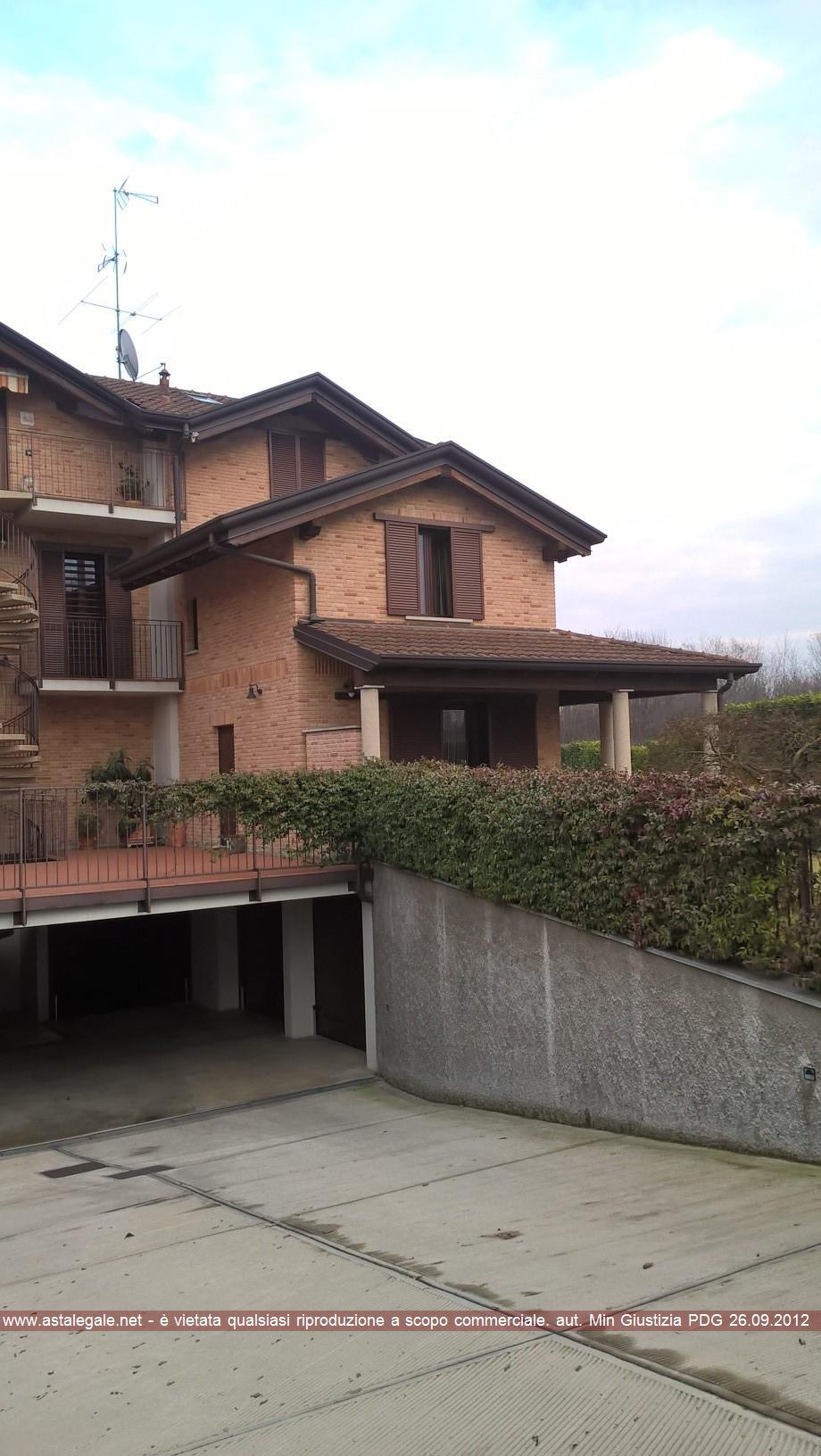 Seveso (MB) Frazione Altopiano di Seveso - Via San Matteo 33
