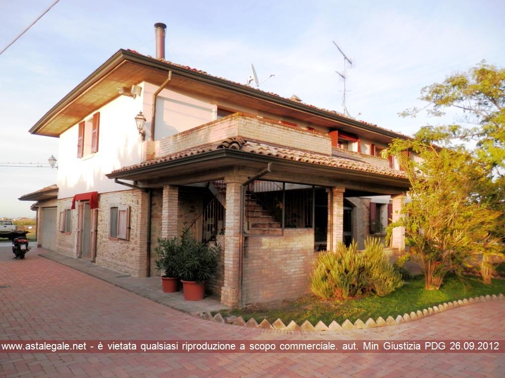 Parma (PR) Frazione Corcagnano, Strada Cantone n. 41