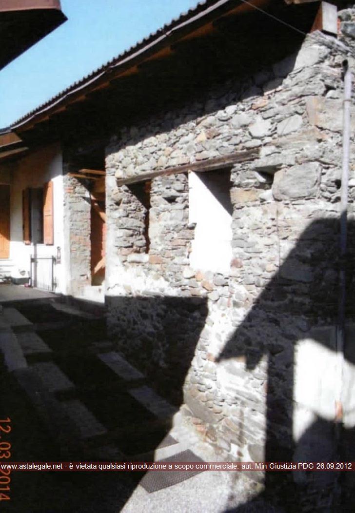 Saint-marcel (AO) Localita' Lillaz