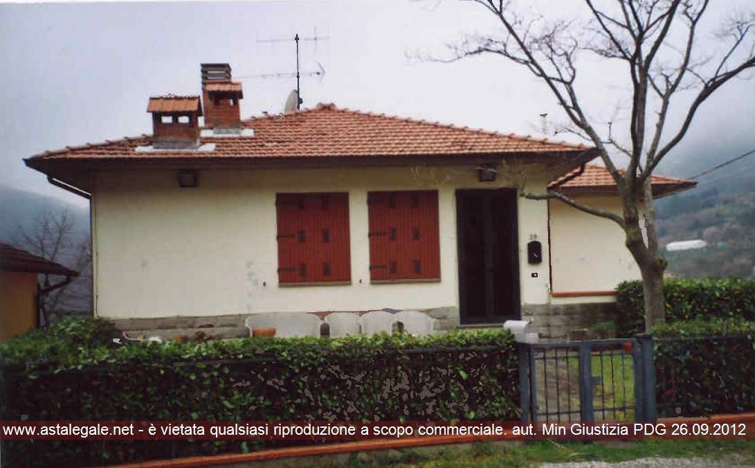 Vernio (PO) Via Bolognese Nord 43/D - Loc. Sasseta