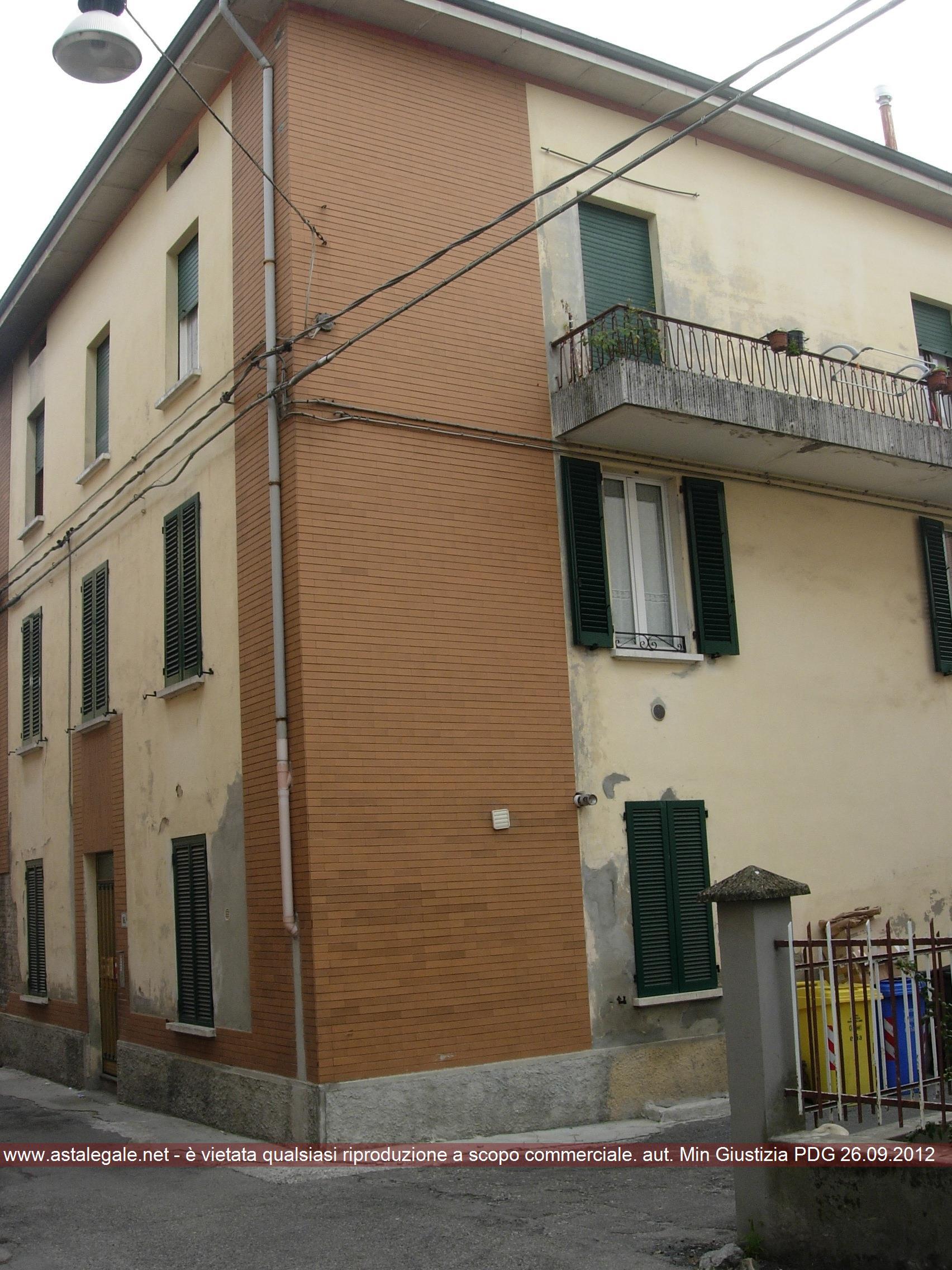 Salsomaggiore Terme (PR) Via Antelami 16