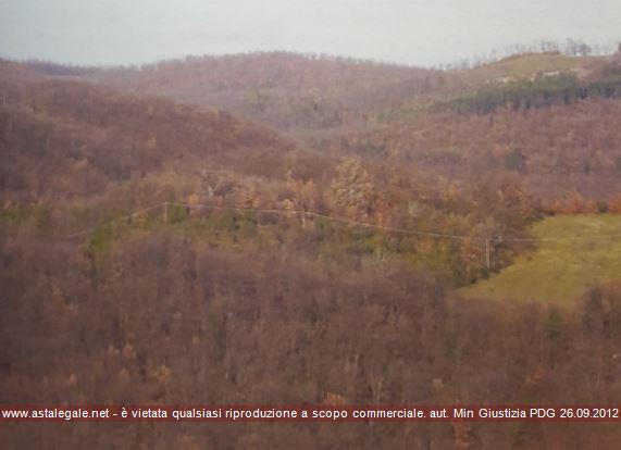 Assisi (PG) Localita' Armenzano - Vocaboli Vigne II e Palombaro