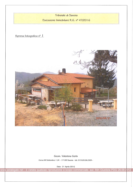 Pallare (SV) Localita' Seccate 3
