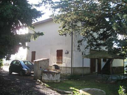 Monteverdi Marittimo (PI) Frazione Loc. Podere Cisternino