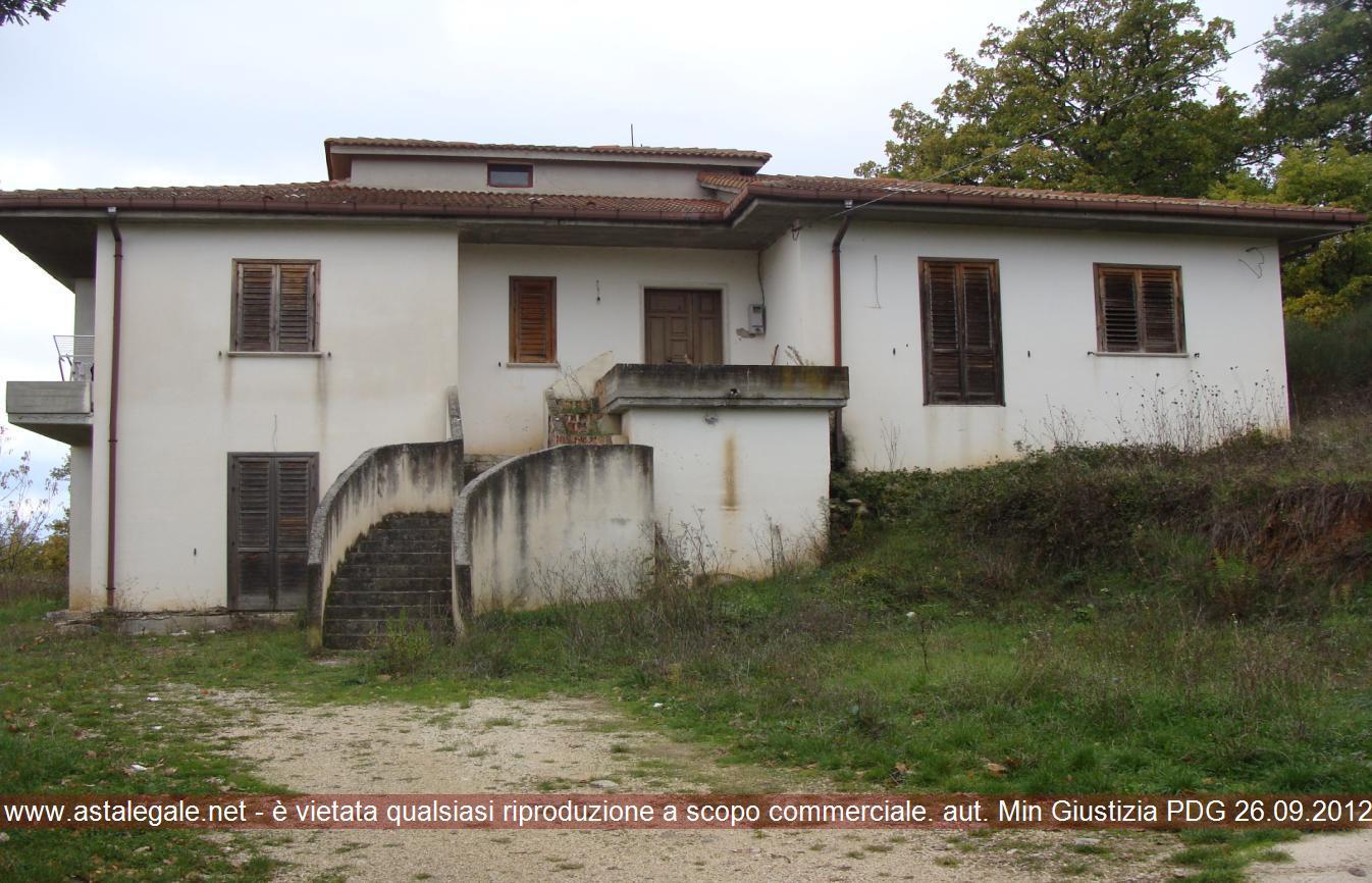 Sant'angelo Dei Lombardi (AV) Localita' Piano di Messano, Contrada San Vito