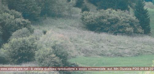 Trento (TN) Localita' Moena e Mazzin