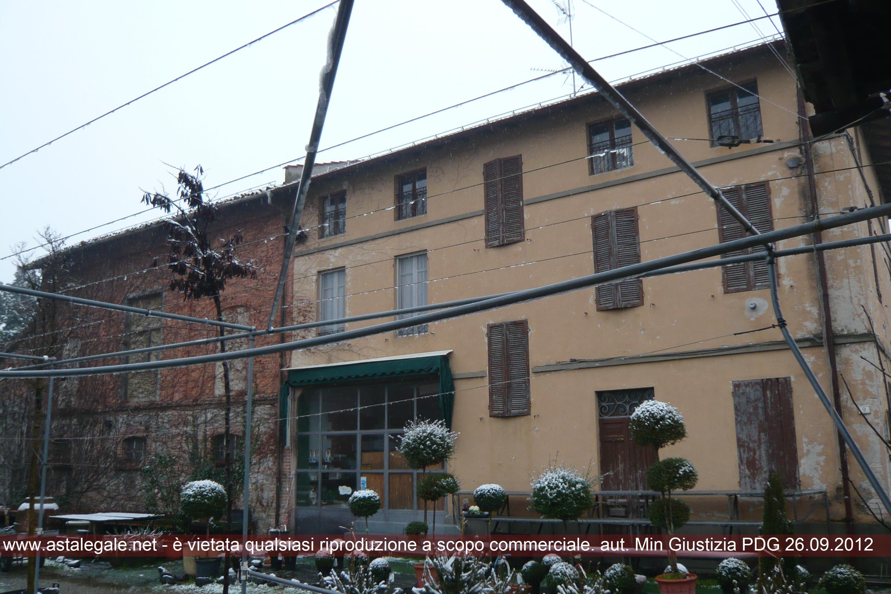 Langhirano (PR) Frazione Pilastro, Via Pedemontana 9 e 11