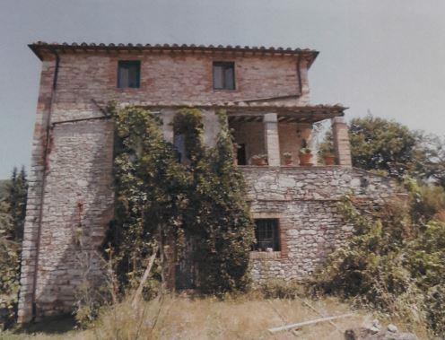 Corciano (PG) Localita' Mantignana - Voc. Mandrello