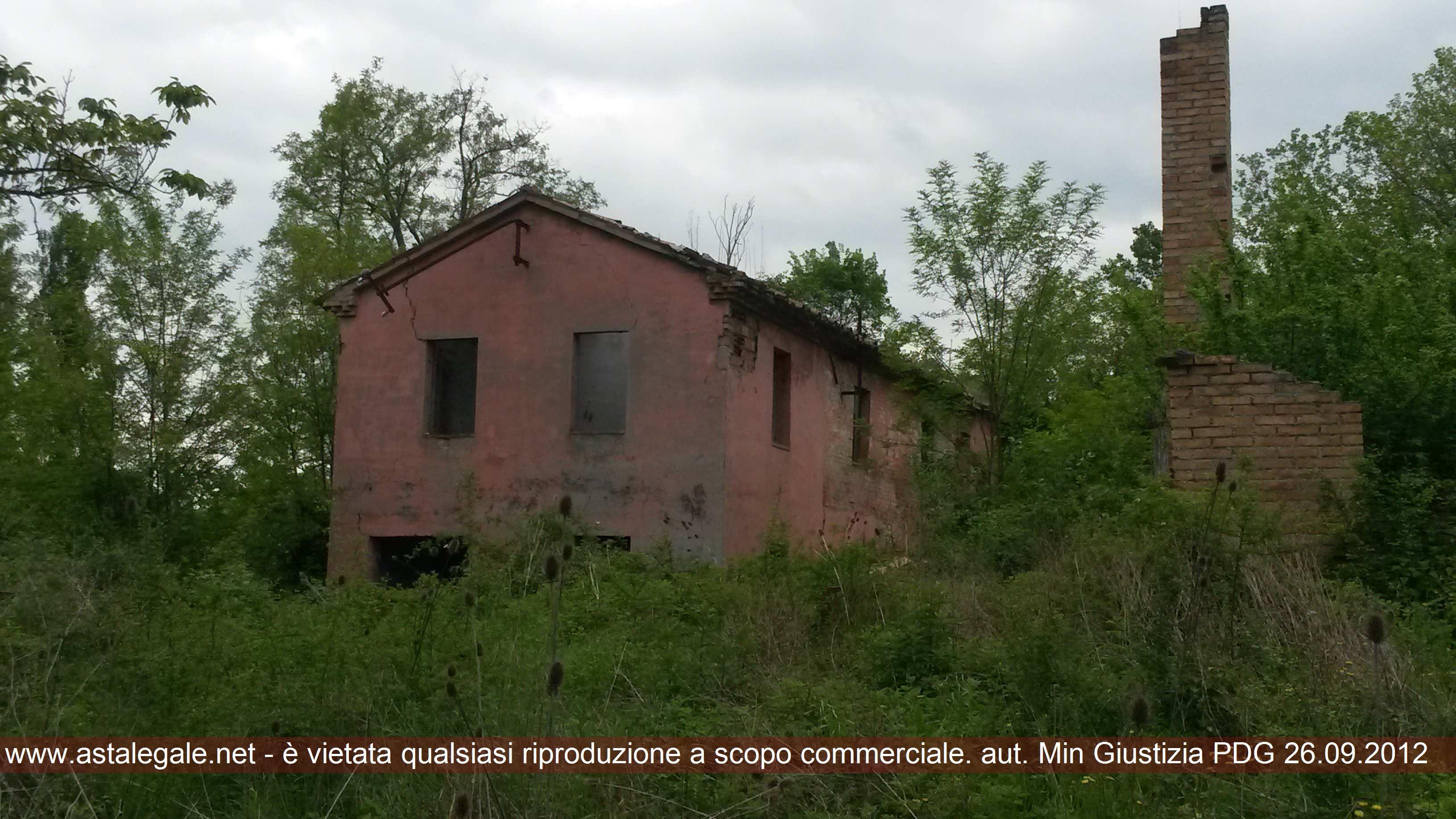 Pergola (PU) Strada Com. Serralta - Fraz. Serralta - Via Cuppio snc