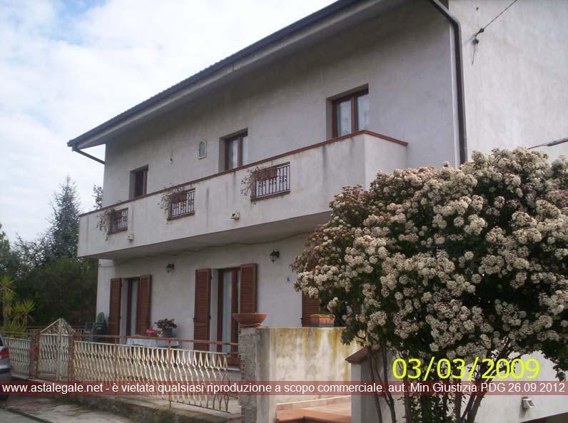 Torrevecchia Teatina (CH) Via Aia 18 - Fondo Valle Alento