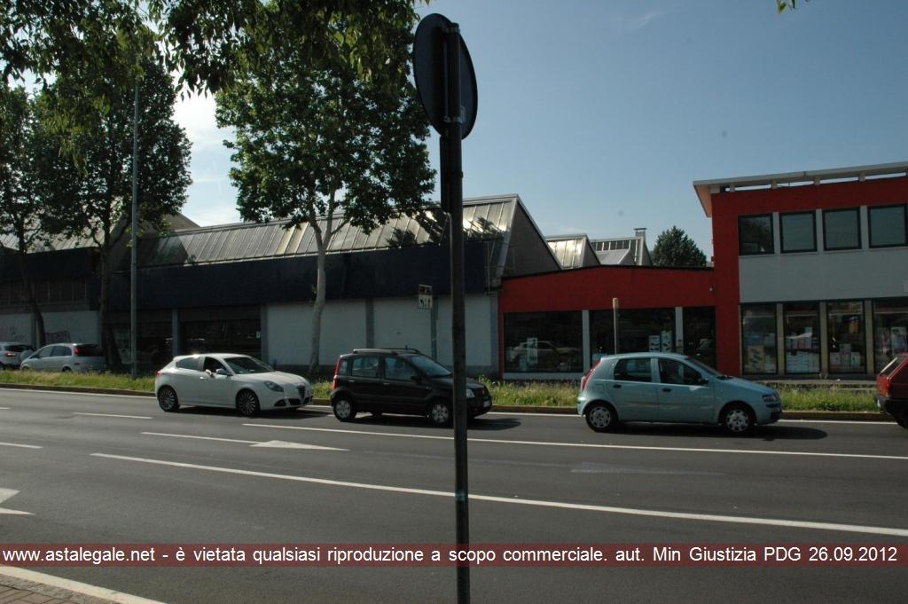 Cinisello Balsamo (MI) Via A. Lincoln 1