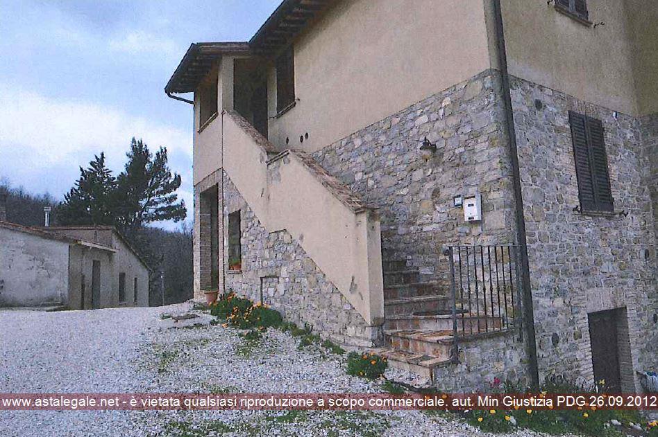 Assisi (PG) Localita' Pieve San Nicolò Snc