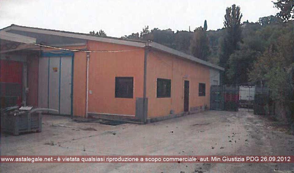 Bettona (PG) Frazione Colle - Via Perugia