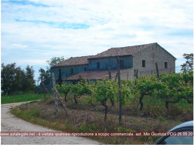 San Costanzo (PU) Via Strada Marotta Località Santa Vittoria snc