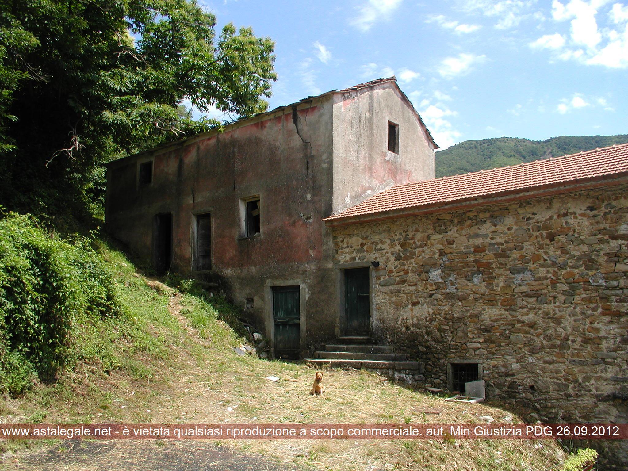 Calice Al Cornoviglio (SP) Localita' Vicchieda