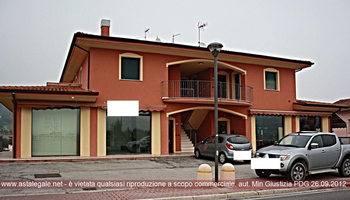 Montecalvo In Foglia (PU) Localita' S. Giorgio - Via Provinciale Fogliense 73