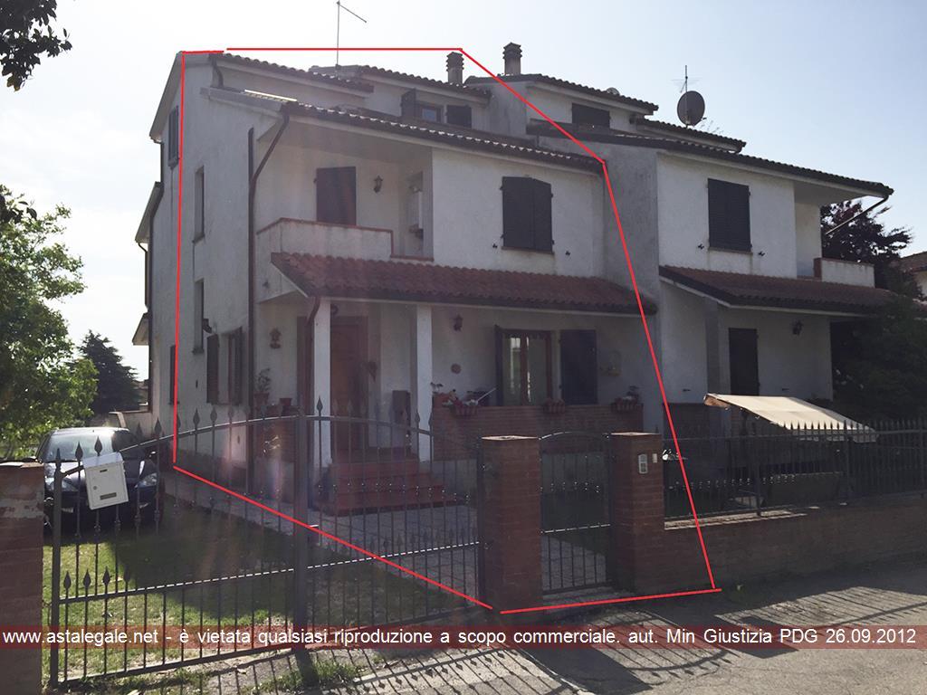 Sinalunga (SI) Frazione Rigomagno, Località Palazzolo, Via Walter Tobagi n. 8/B