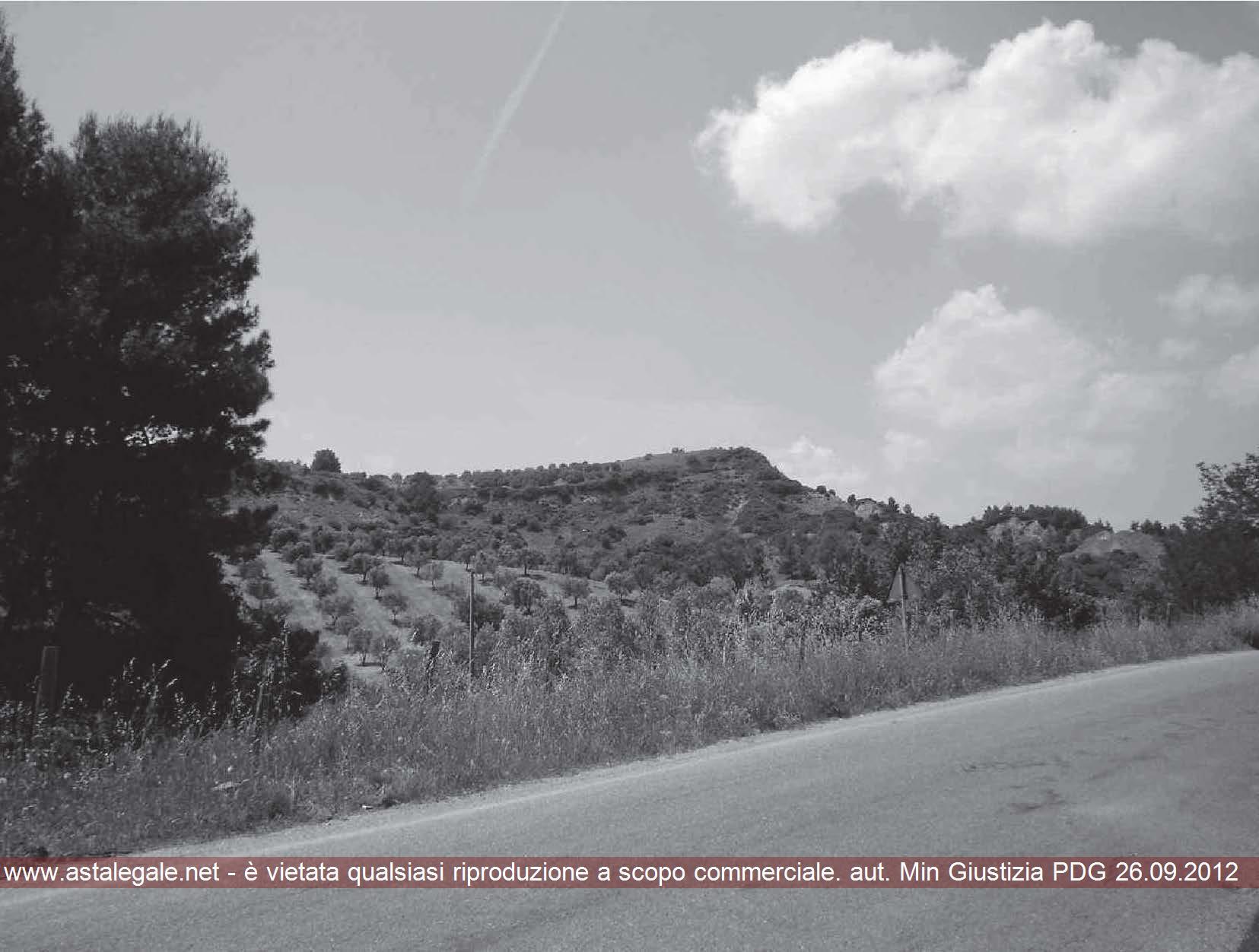 Roccabernarda (KR) Localita' Foresta Gurgurà
