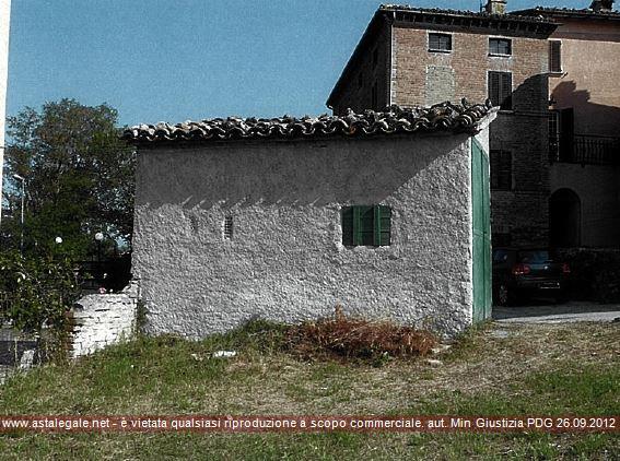 Fossato Di Vico (PG) Frazione Colbassano - Via Fonte Vecchia 3