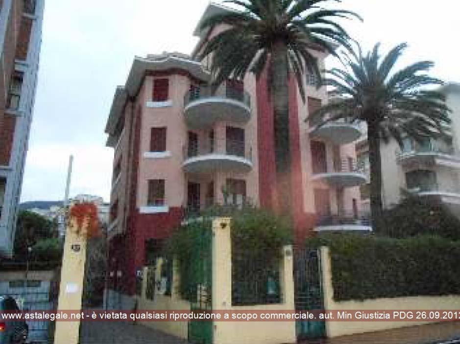 Spotorno (SV) Via Aurelia 133