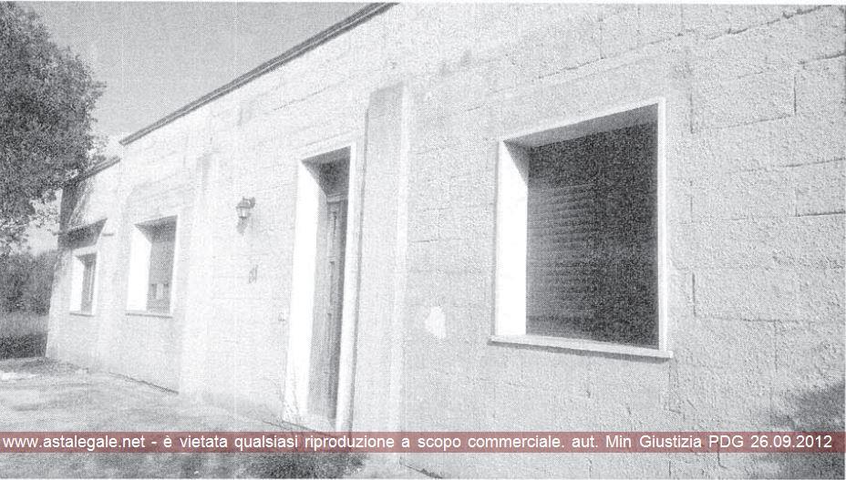 Francavilla Fontana (BR) Contrada Specchia Piccola snc