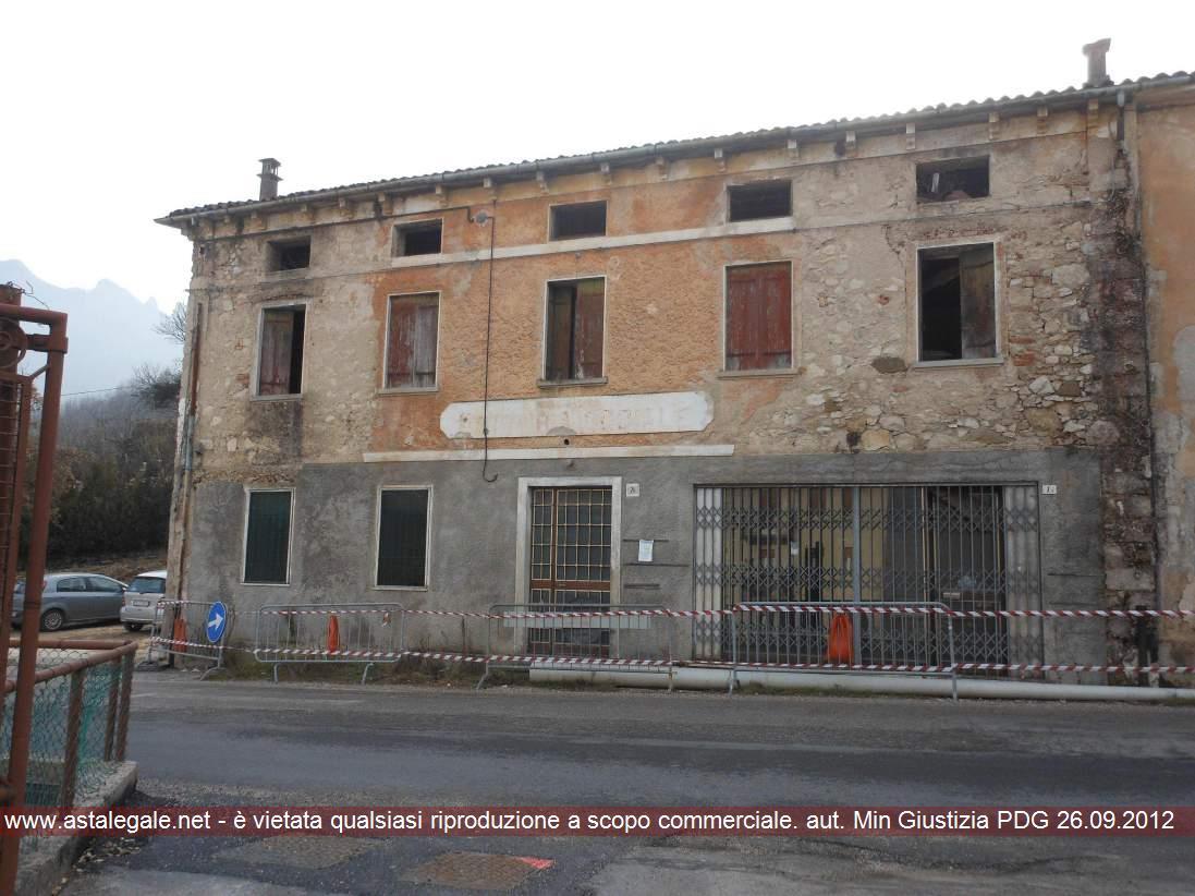 Velo D'astico (VI) Via Roma 78/76