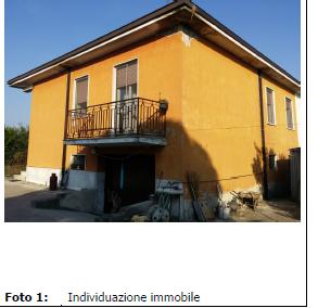 Castiraga Vidardo (LO) Frazione Pollarana-Via Milano 65