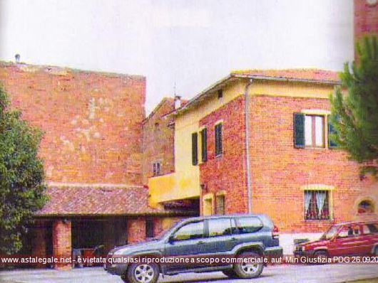 Castiglione Del Lago (PG) Frazione Pozzuolo Umbro - P.zza San Pietro s.n.